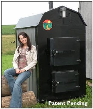 Taylor Outside Wood Stoves